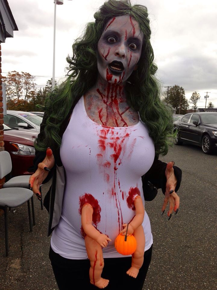 17 Best Images About Halloween On Pinterest | Aliens Costume Makeup And Pop Art