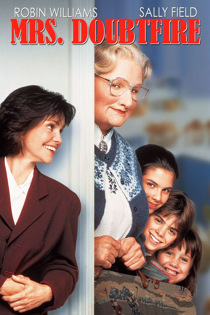 Madame Doubtfire - film 1993 - AlloCiné