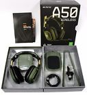HALO EDITION Astro Gaming A50 Wireless Headset for XBOX ONE / NEVER USED - NEW
