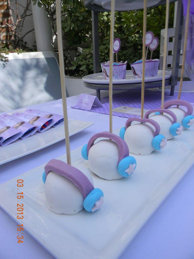 Cake Design Violetta : 17 Best images about Violetta Party! on Pinterest Disney ...