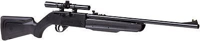 Air Rifles 178888: New Crosman The Recruit .177 680Fps Adjustable Stock Air Rifle W/ Scope Rct525x BUY IT NOW ONLY: $54.99