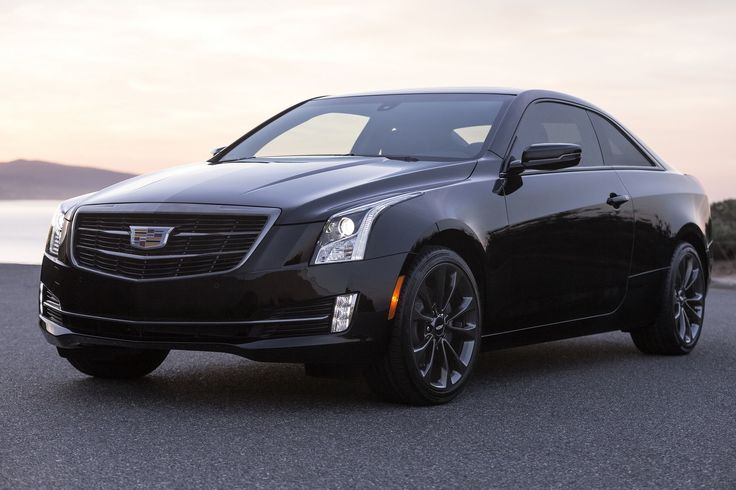 Cadillac Launches Black Chrome Package For ATS, CTS