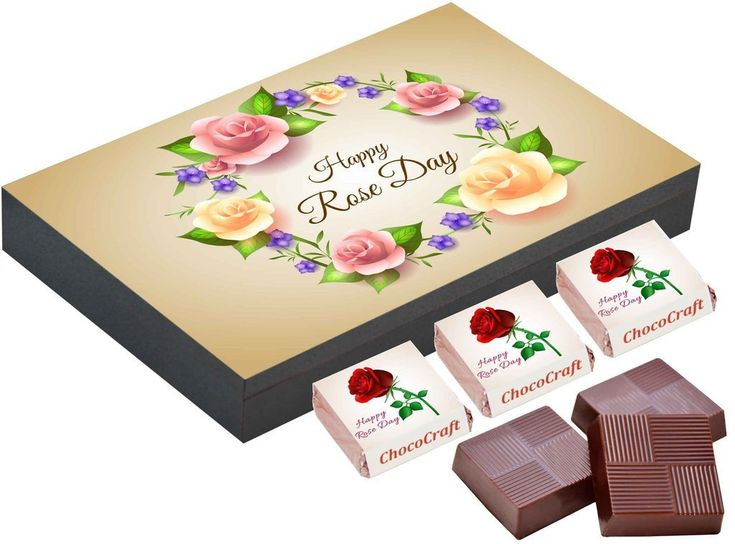 Best gift for Rose day | Send Chocolates online