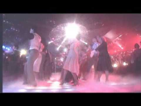"The ""Night Fever"" disco dance scene from the movie Saturday Night Feve - with John Travolta"