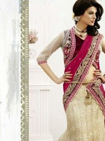 Gorgeous Floral worked Bridal Lahenga choli #kelly Fashions  available with kelly fashion