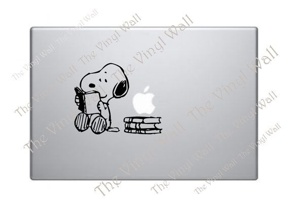 Snoopy Reading and Studying Vinyl Decal Sticker for Wall Car Laptops Macbooks https://www.etsy.com/uk/listing/80525904/snoopy-reading-and-studying-vinyl-decal?ref=sr_gallery_39&ga_search_query=car+vinyl+decal&ga_page=6&ga_search_type=all&ga_view_type=gallery
