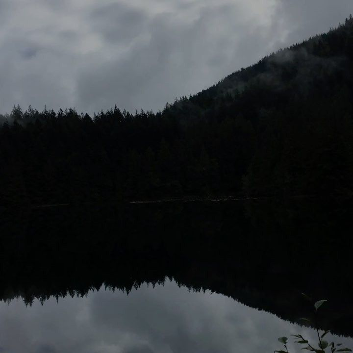 """3 Likes, 1 Comments - Bruce McConnell (@mcconnell.bruce) on Instagram: """"Chadsey Lake today with @cariboocarol70 A quick 11 kilometre hike in the fog. #hiking #friends…"""""""