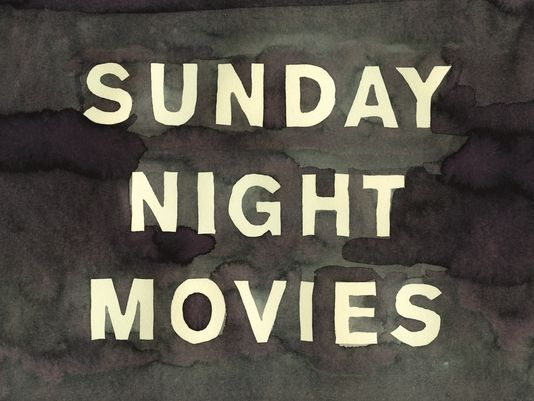 Leanne Shapton, Sunday Night Movies