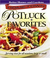 Cover image for Hometown potluck favorites