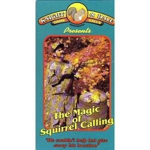 The Magic of Squirrel Calling (VHS Tape) http://www.amazon.com/dp/B000W7M2V6/?tag=wwwmoynulinfo-20 B000W7M2V6Vhs Tape, Call Vhs, Squirrels Call