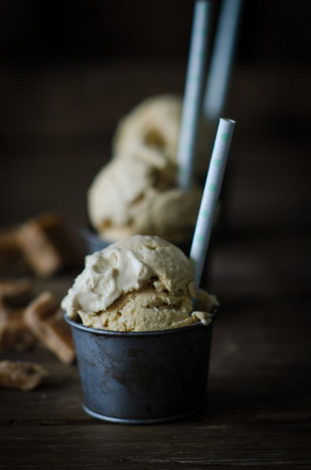 Louise´s Spis: Salted Caramel Ice Cream