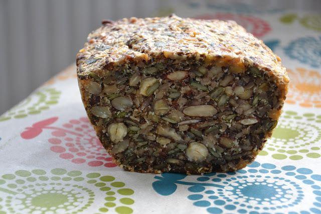 Brændstof: Lækker hverdagsluksus: hjemmebagt nødde- og kerneb...