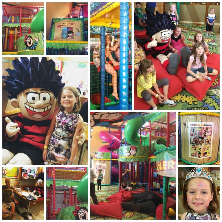 Soft Play at Brewers Fayre (Premier), Taunton 01823 422340  9-8