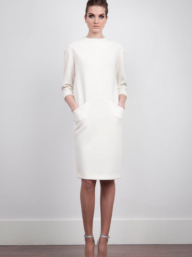 Neoprene Fabric Dress The Image Kid Has It