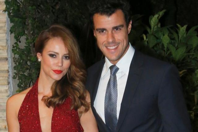 Chega ao fim o casamento de Paolla Oliveira e Joaquim Lopes +http://brml.co/18VNc6B