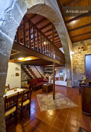 Traditional lux Cretan Stone Villa in Kolymvari from $67 per night