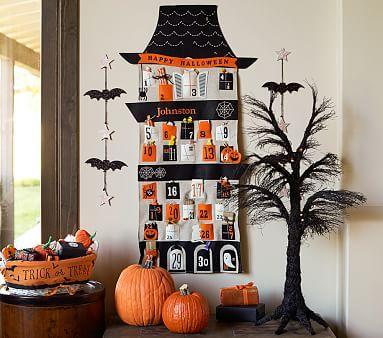 haunted house countdown calendar pbkids halloween countdownkid