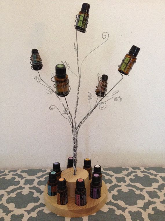 DOTERRA ESSENTIAL OIL Holder Tree of Life by FamilyWellnesswithEO
