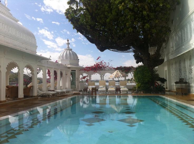 8 best taj lake palace udaipur images on pinterest udaipur palace and palaces for Hotel in udaipur with swimming pool