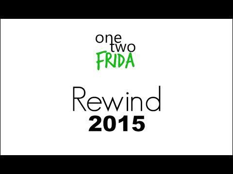 Rewind 2015: un anno di viaggi con Frida | One Two Frida