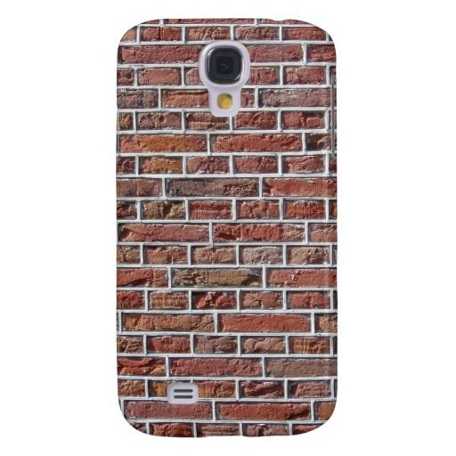 Traditional Dutch Brickwork Pointing Galaxy S4 Cover