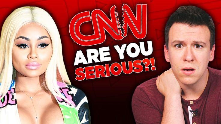 WOW! CNN Update Gets Ugly, Kardashian Revenge Porn Takes Over The Intern...