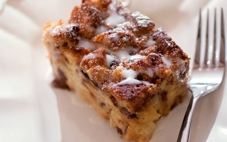 Recipes   Panettone Bread Pudding