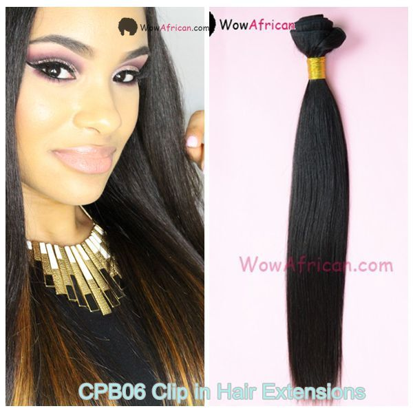 Youtube Guru BeautyByGabbie made a Clip in hair extensions review.She ...