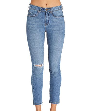 Another great find on #zulily! Blue Hot Mama Jeans #zulilyfinds