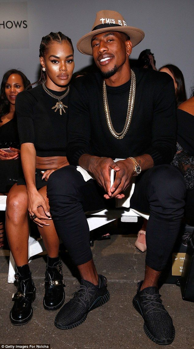 Teyana Taylor admits that she and NBA player Iman Shumpert are married