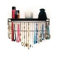 BelleDangles Jewelry Organiser: Ideas, Belledangl Jewelry, Organizers, Jewelry Holders, Accessories, Necklaces Storage, Diy, Classic Jewelry, Jewelry Organizations