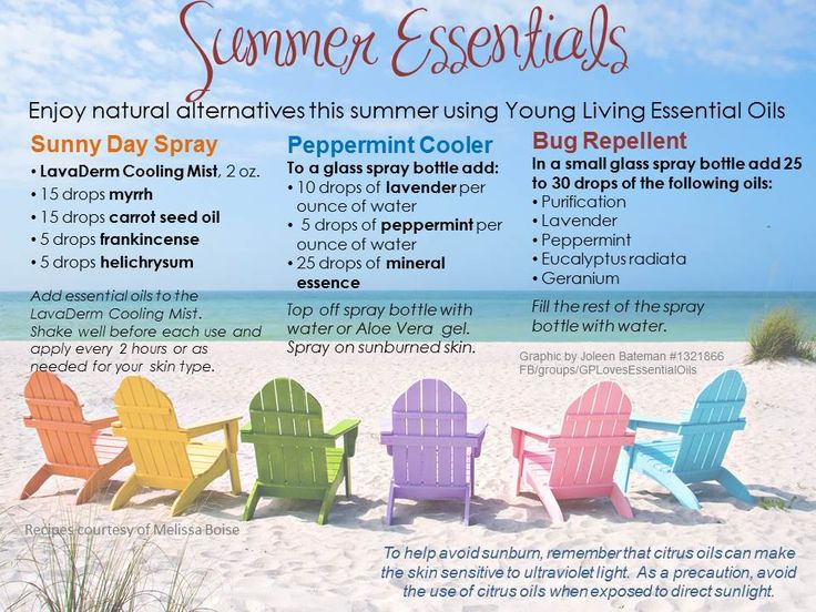 If your goal is to reduce the chemical load of toxins you take in on a daily basis, you are no doubt aware that the majority of sunscreens and repellents on the market are loaded with chemicals. A better option is to make your own sunscreen with a few simple ingredients. I hope you will be able to use some these tips for incorporating real, effective, Young Living essential oils into your summer this year!