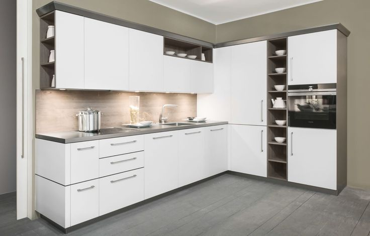 trend witte hoekkeuken | wonen keuken | pinterest | trends, Deco ideeën