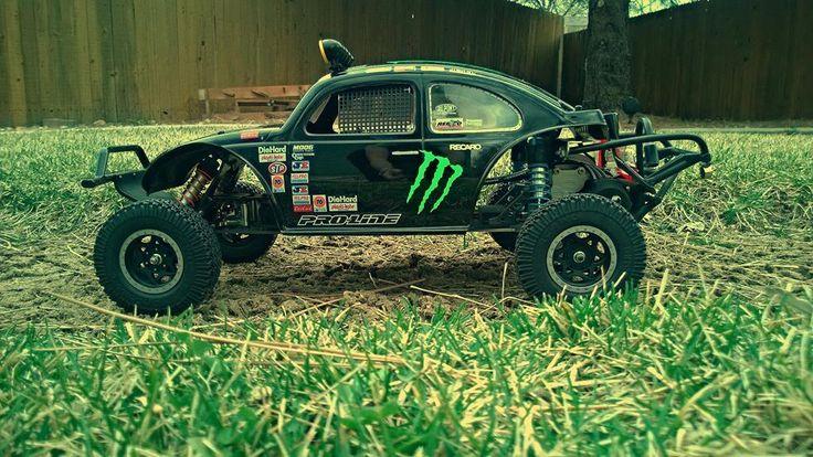 Slash Baja Bug Pre Runner - Traxxas Slash 2WD @ URC Forums