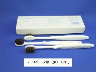 馬毛歯ブラシ大(3本入り)