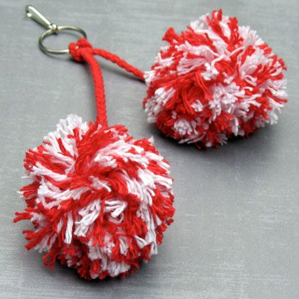 East High Mini Pep Rally Pompoms | Spoonful