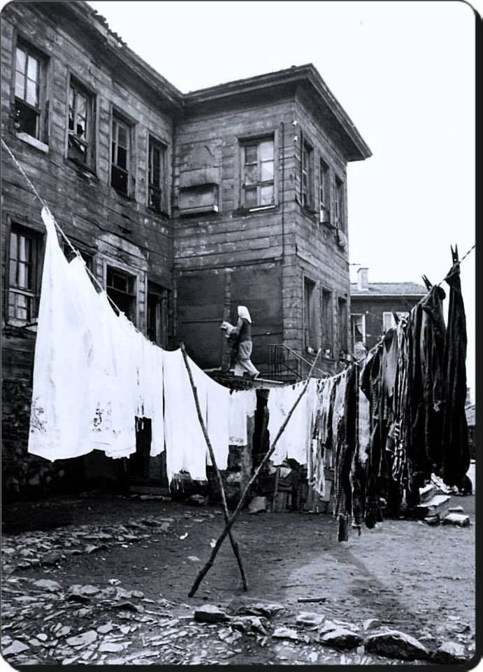 Foto : ARA GÜLER -- 1957 | Washer Odor? | Sour Smelling Towels? | Stinky Clean Laundry? | http://WasherFan.com | Permanently Eliminate or Prevent Washer & Laundry Odor with Washer Fan™ Breeze™ | #Laundry #WasherOdor