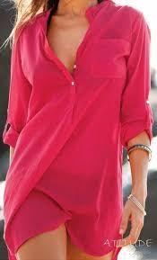 Resultado de imagen para blusas simples cambraia