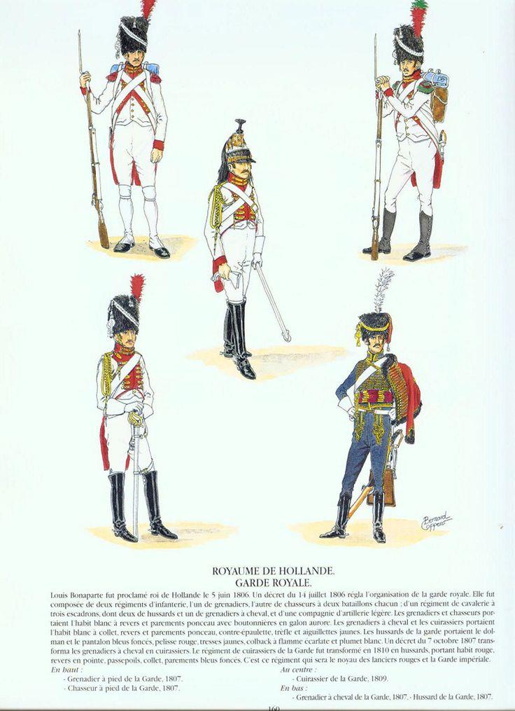 Holland Royal Guard cavalry