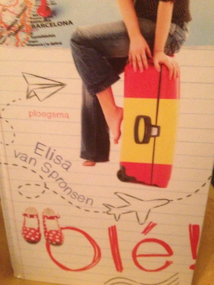 49/52 ole / Elise van Spongen. Chicklit voor wie wat spaanse woorden wil leren.