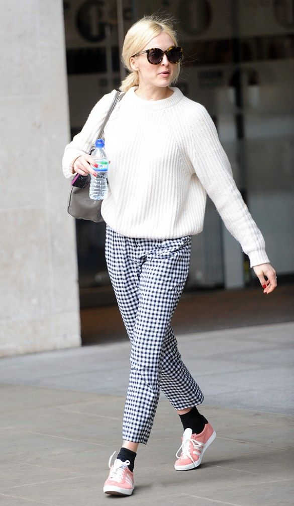 Trend Report: Gingham via @WhoWhatWear