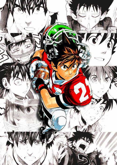 Kobayakawa Sena (Eyeshield 21) Eyeshield 21 Anime