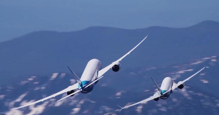 Co potrafią samoloty Boeinga - techniczne możliwości