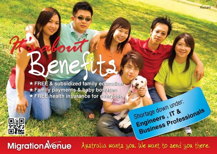 Australia General Skilled Migration Program - The 457 Visa Program