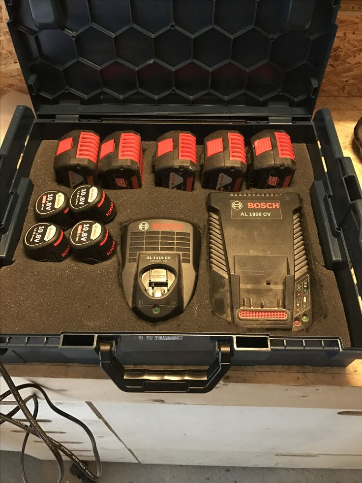 L-Boxx batteri
