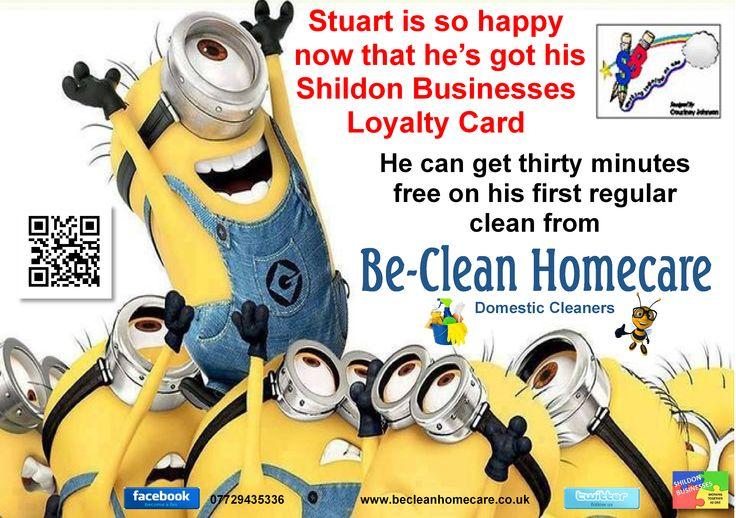 Shildon Businesses Loyalty Card  https://www.facebook.com/ShildonBusinesses?ref=aymt_homepage_panel