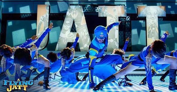Watch #TigerShroff Groove As A Superhero In The Title Track Of #AFlyingJatt
