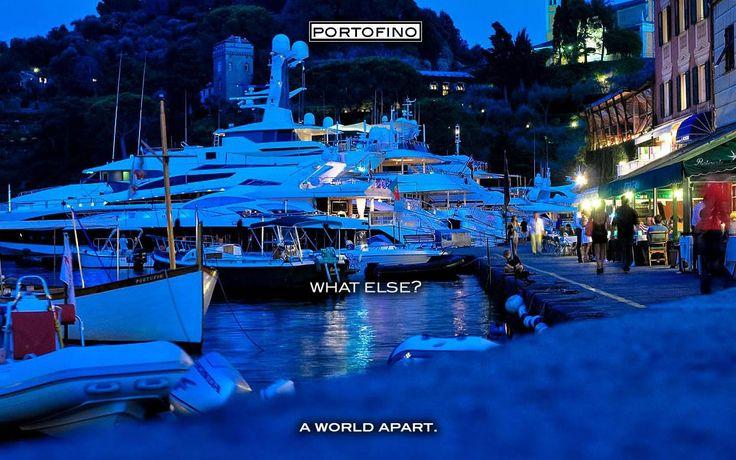 Aperitivo Time in Portofino Italy