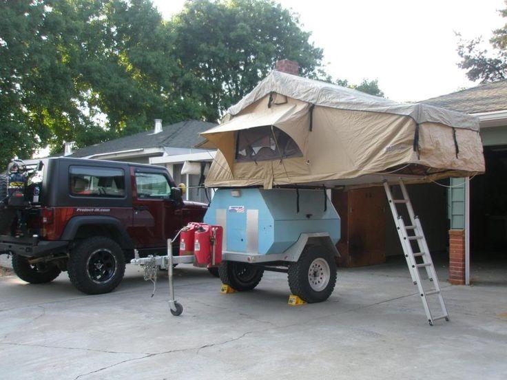 190 best images about tear drop camper on pinterest portal adventure trailers and pop up campers. Black Bedroom Furniture Sets. Home Design Ideas