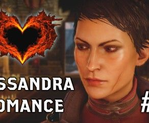 Dragon Age INQUISITION ► Cassandra Romance & Brother #4 – Swords & Shields, Varric's Book pt.58
